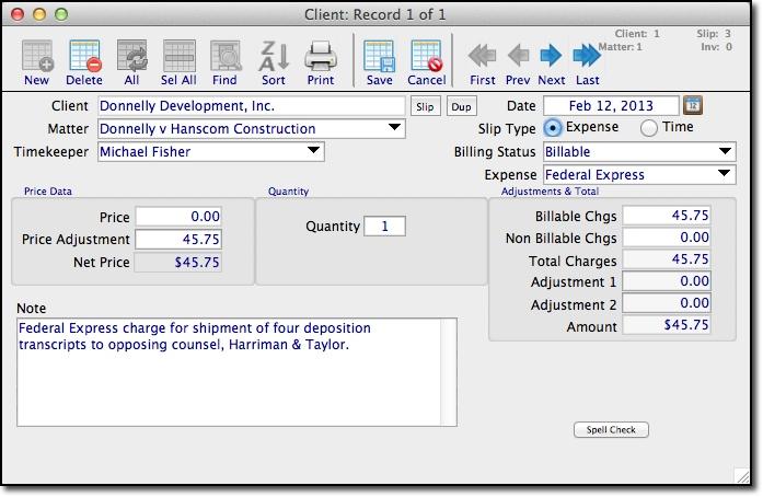 ExpenseSlip-Form